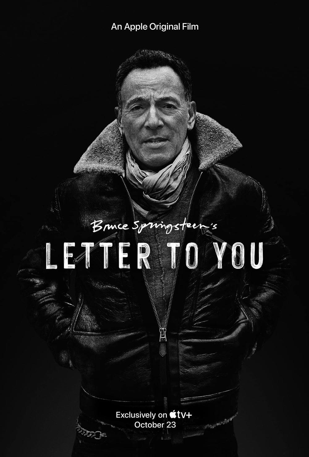 Bruce Springsteen, 'Letter To You'