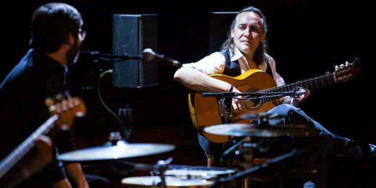 Vicente Amigo. © Montse Melero Arjona
