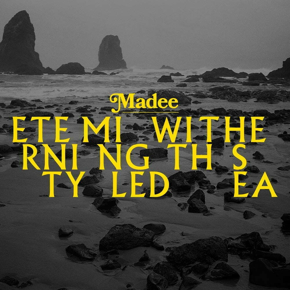Mejores discos de enero 2021 - MADEE – Eternity Mingled with the Sea