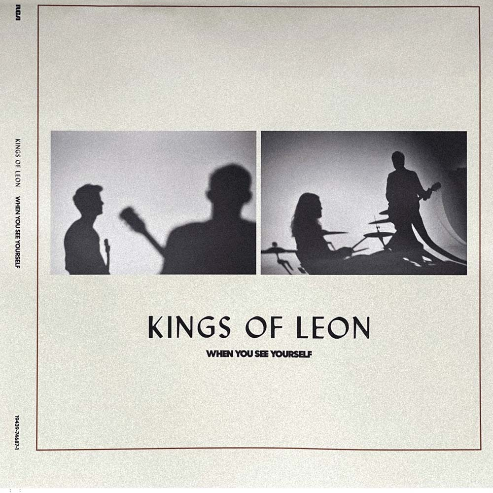 Los mejores discos de marzo - Kings of Leon - When You See Yourself