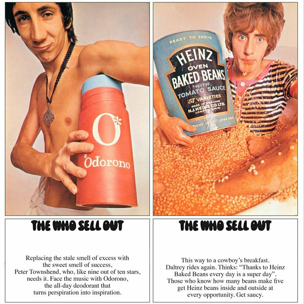 Los mejores discos de abril - THE WHO – The Who Sell Out (Super Deluxe)